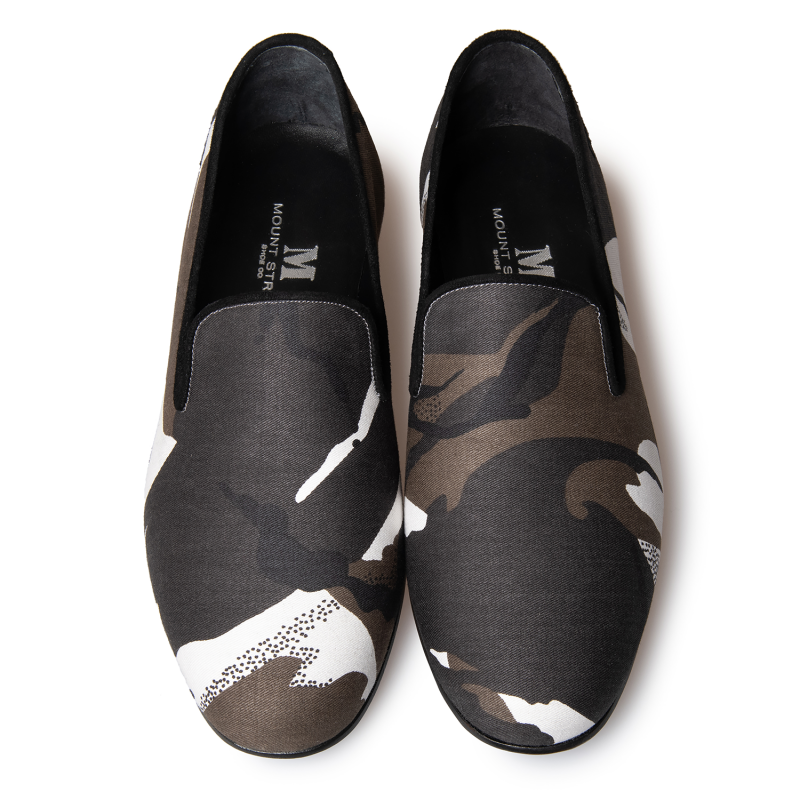 Mayfair Camo Black