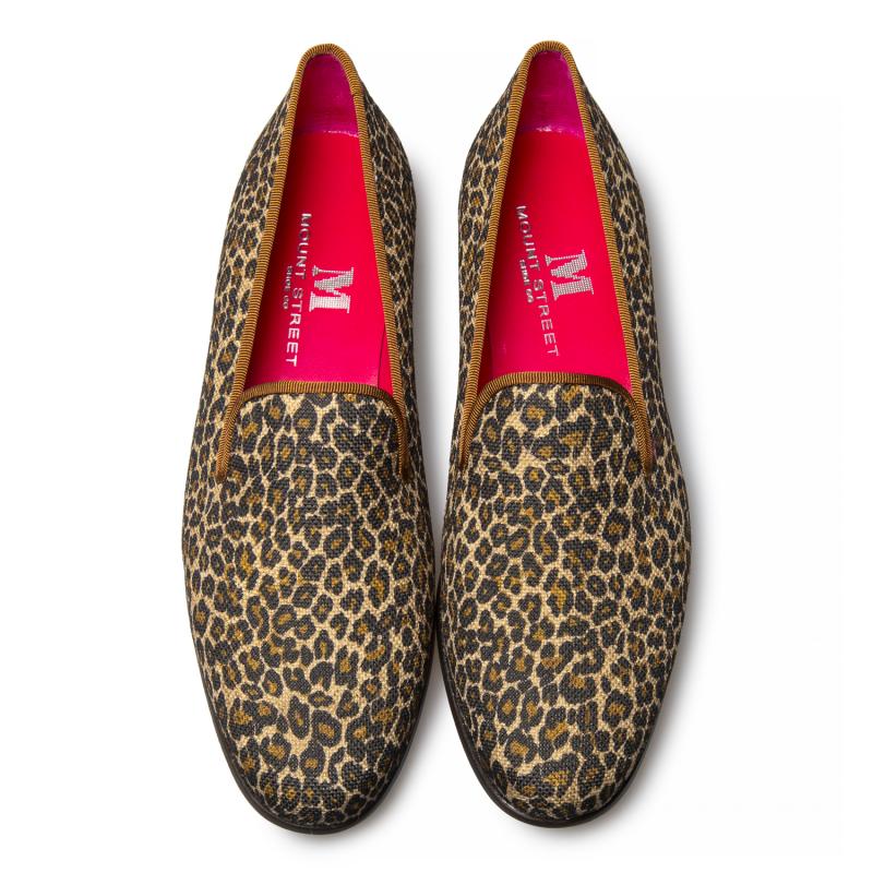 Wild Side Leopard