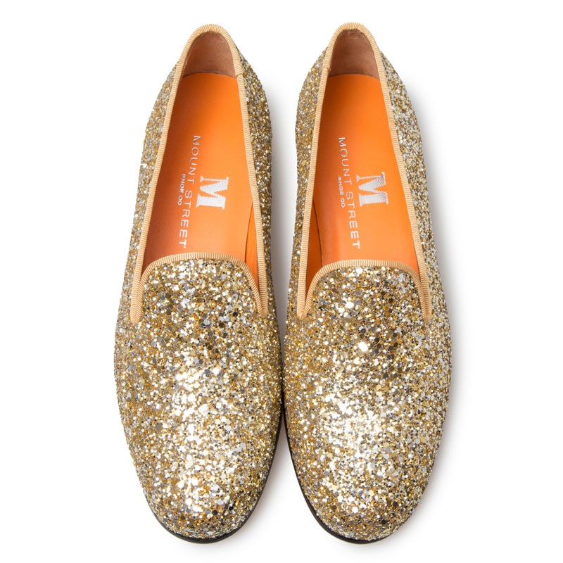 Special Reserve Glitter Gold - Mount