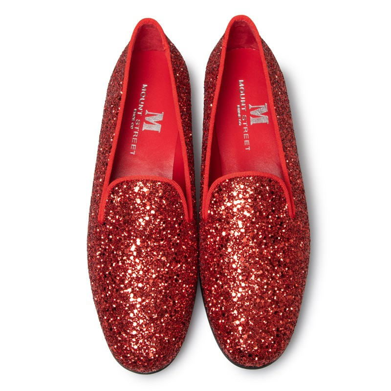 Special Reserve Glitter Red